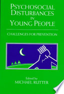 Psychosocial Disturbances In Young People