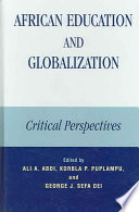 African Education and Globalization