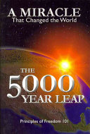 Five Thousand Year Leap