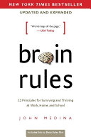 cover img of Brain Rules (Updated and Expanded)