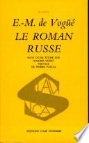 Le roman russe
