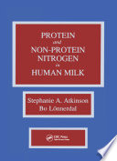Proteins and Non protein Nitrogen in Human Milk Book PDF