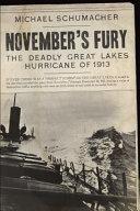 November's Fury by Michael Schumacher