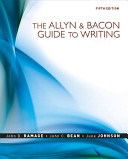 The Allyn Bacon Guide To Writing