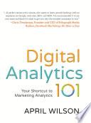 Digital Analytics 101