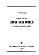 Aldous Huxley s Brave new world