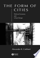 Ebook The Form of Cities Epub Alexander R. Cuthbert Apps Read Mobile