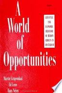 A World of Opportunities