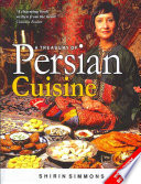illustration A Treasury of Persian Cuisine