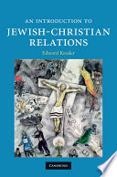 An Introduction to Jewish Christian Relations