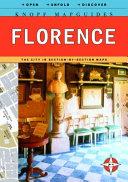 Knopf Mapguides Florence