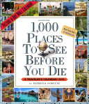 1 000 Places to See Before You Die Calendar 2014