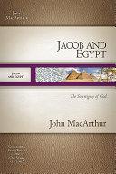 Jacob and Egypt