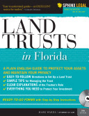 Land Trusts in Florida   CD ROM