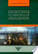 Strategic Review of Construction Skills Training