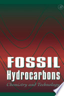 Fossil Hydrocarbons book