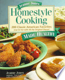 Jeanne Jones Homestyle Cooking Made Healthy