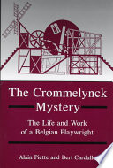 The Crommelynck Mystery Fernand Crommelynck 1886 1970 Whose International Reputation