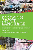 Knowing About Language