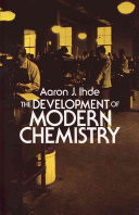 The Development of Modern Chemistry