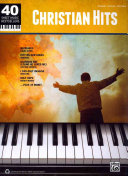 40 Sheet Music Bestsellers    Christian Hits