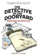 The Detective in the Dooryard Book