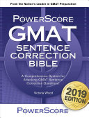 The GMAT Sentence Correction Bible