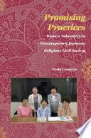 Promising Practices  Women Volunteers in Contemporary Japanese Religious Civil Society