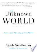Ebook An Unknown World Epub Jacob Needleman Apps Read Mobile