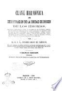 Clave Harmonica O Demostracion De La Unidad De Origen De Los Idiomas