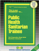 Public Health Sanitarian Trainee