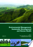 Environmental Management  Sustainable Development and Human Health