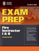 Exam Prep Fire Instructor I Ii