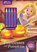 Disney Princess Princesses and Pumpkins