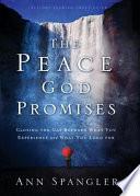 The Peace God Promises
