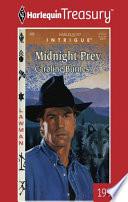 Midnight Prey U S Wildlife Service Agent Hank