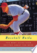 Baseball Haiku  The Best Haiku Ever Written about the Game