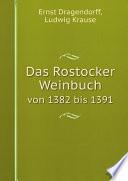 Das Rostocker Weinbuch