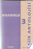 Anadolu   iir Antolojisi 3
