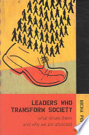 Leaders who Transform Society
