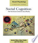 illustration Social Cognition, How Individuals Construct Social Reality
