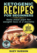 Ketogenic Recipes For Beginners