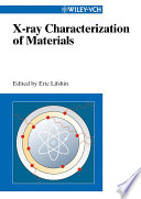 X ray Characterization of Materials