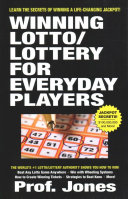 Winning Lotto/Lottery For Everyday Players : dollar jackpots at lotto and lottery! this is...