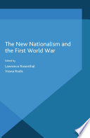 The New Nationalism and the First World War