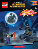 Activity Book  2 with Minifigure  Lego DC Comics Super Heroes