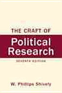 Craft of Political Research- (Value Pack W/Mysearchlab)