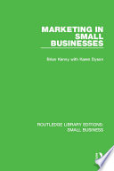 Marketing in Small Businesses