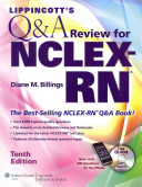 Lippincott s Qamp A Review for NCLEX RN   Lippincott s Content Review for NCLEX RN