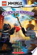 Attack Of The Nindroids Lego Ninjago Reader